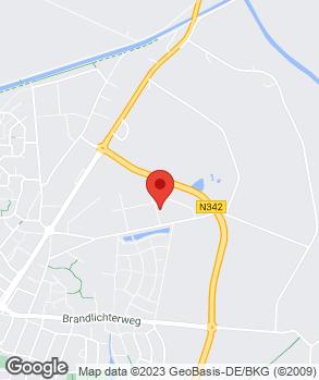 Locatie R. van den Broek Auto's op kaart