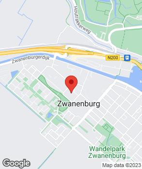 Locatie D & Y Autogarage op kaart
