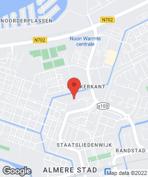 Locatie TSS Autobedrijf op kaart