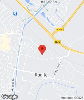Locatie Jonkman Auto's op kaart
