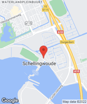 Locatie Autobedrijf De Oranjesluis op kaart