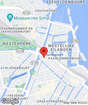 Locatie Garage Kroon op kaart