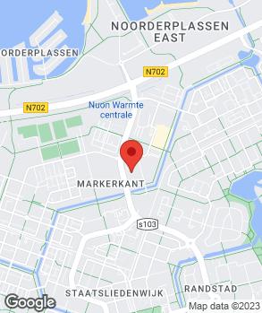 Locatie Autobedrijf Image op kaart