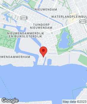 Locatie Garage Oost B.V. op kaart