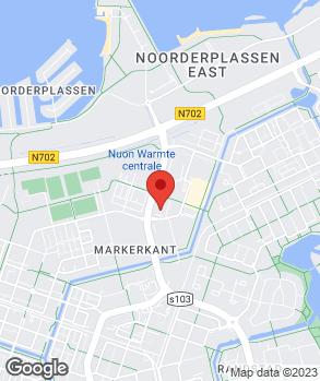 Locatie Garage Mulder op kaart