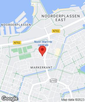 Locatie Autobedrijf J.O.S. op kaart