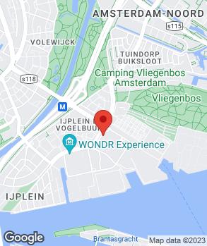 Locatie Automobielbedrijf Van Vloten B.V. op kaart