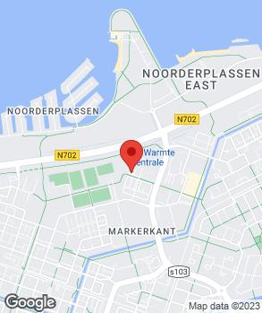 Locatie RD-Autoservice Ltd. op kaart