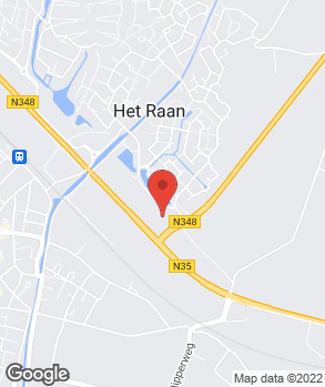 Locatie Autobedrijf Van den Belt Raalte B.V. | Vakgarage Van den Belt op kaart