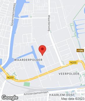 Locatie Garage Rafidain op kaart