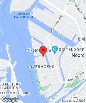 Locatie V.O.F. Autoservice Noord op kaart