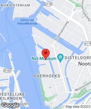 Locatie Auto Service Westland op kaart