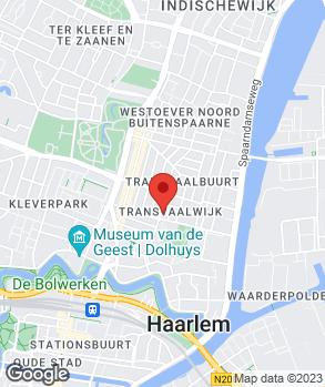 Locatie Garage van Honschoten op kaart
