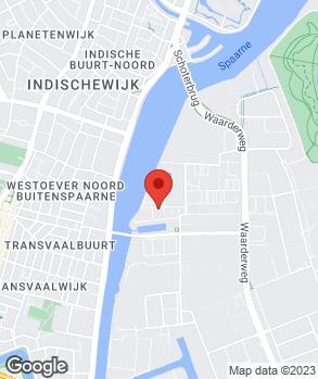 Locatie Garage van Temmen op kaart