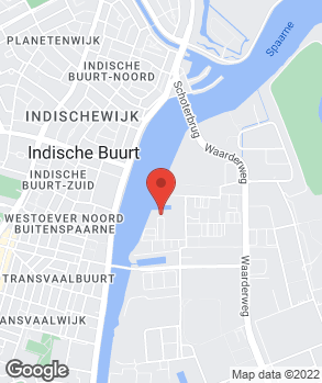 Locatie Auto Service van Dijk op kaart