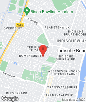 Locatie Jobix op kaart