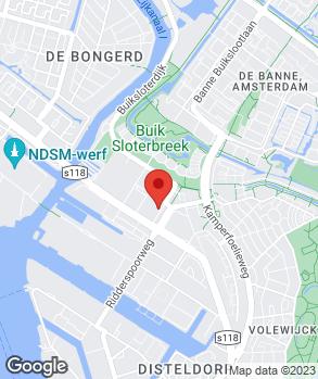 Locatie Garage Appie & Sen op kaart