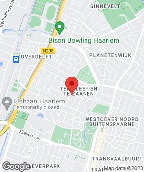 Locatie Autobedrijf Busscher op kaart