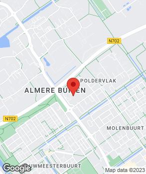 Locatie Autobedrijf Mobron op kaart