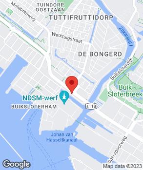 Locatie Van der Kooij Auto's op kaart