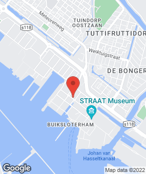 Locatie DS Advies op kaart