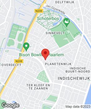 Locatie Garagebedrijf Van Laar B.V. op kaart