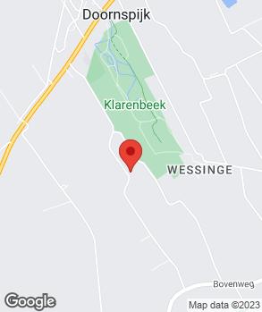 Locatie G. Veldman op kaart