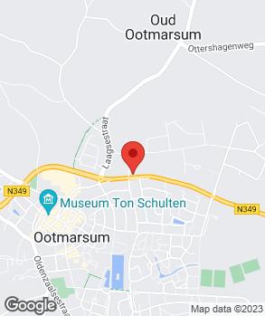 Locatie Autobedrijf Boerrigter B.V. op kaart