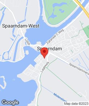 Locatie Autobedrijf Wempe op kaart