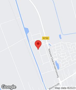 Locatie Jari Autoparts Vriezenveen B.V. op kaart
