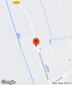Locatie Autobedrijf K. Drent Vriezenveen B.V. op kaart
