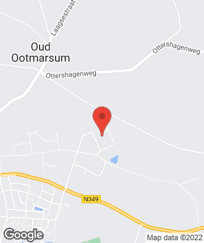 Locatie Handelsonderneming Auto Brügging op kaart