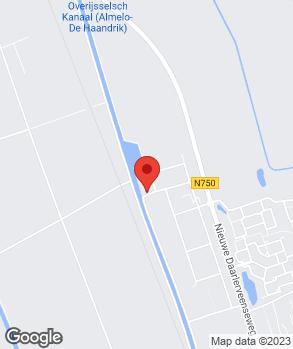 Locatie Bandenservice de Wilde op kaart
