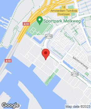 Locatie Ton's Autohal op kaart