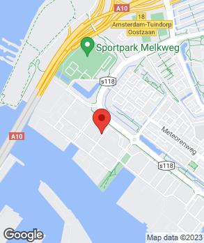 Locatie Quick Service op kaart