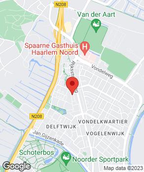 Locatie Auto Broekhof op kaart