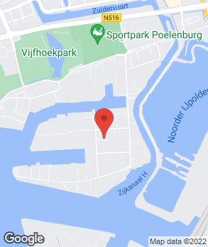 Locatie Accustart Gerco op kaart