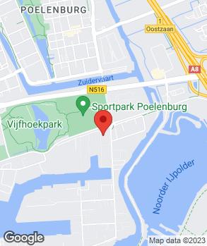 Locatie Garage Bakker en Van Opmeer op kaart