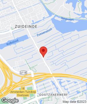 Locatie Binky Autobanden op kaart