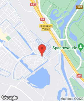 Locatie FK Cars op kaart