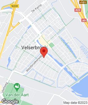 Locatie Autobedrijf Schuijlenburg op kaart