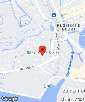 Locatie Fakkert Zaandam B.V. op kaart