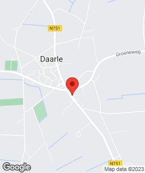 Locatie Garage Burger op kaart
