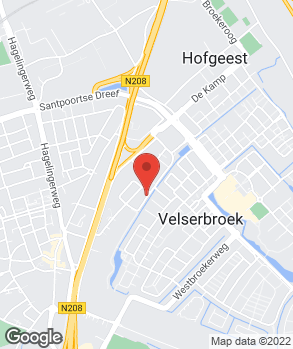 Locatie Automobielbedrijf Ruud Koks B.V. op kaart