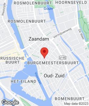 Locatie Autobedrijf E. Timmerman op kaart