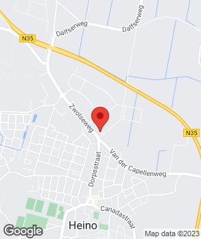 Locatie Automobielbedrijf R Lindeboom & ZN. op kaart