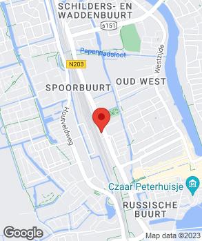 Locatie Durmi Auto B.V. op kaart