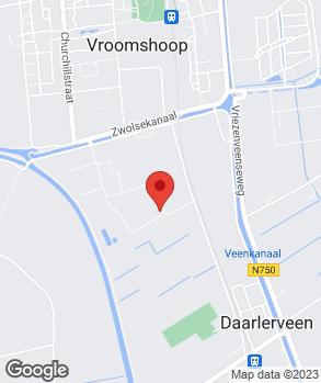 Locatie Autobedrijf Lamberts B.V. op kaart