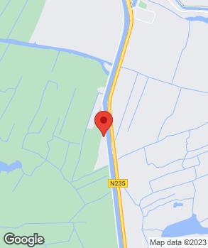 Locatie Hobbyhal Landsmeer op kaart