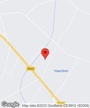 Locatie H.B. Occasions op kaart
